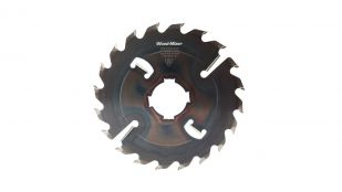 Multirip Saw Blades for Hardwood