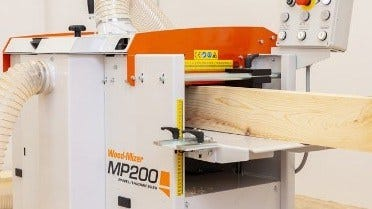 Wood-Mizer MP200 Planer/Moulder