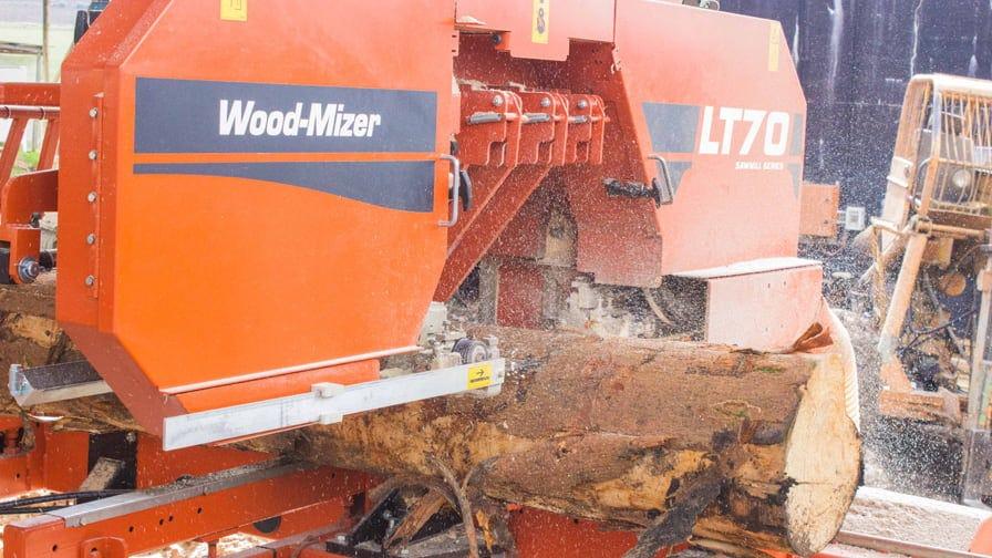 Wood-Mizer LT70 Remote