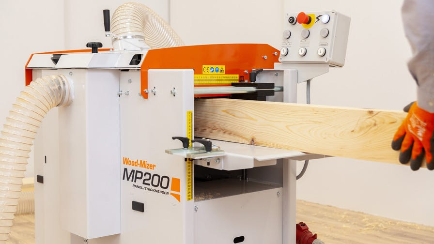 Wood-Mizer MP200