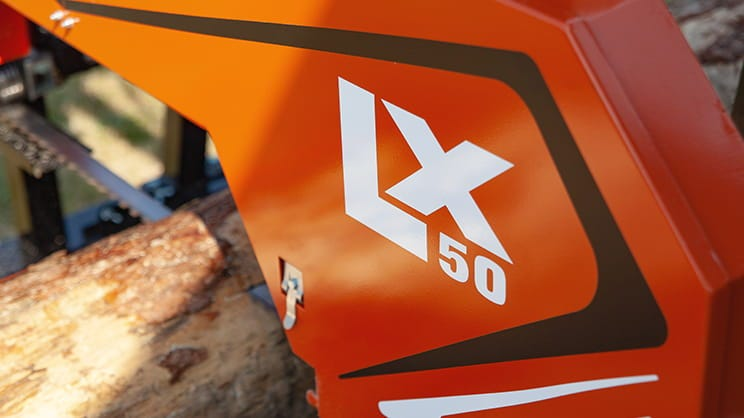 LX50 Sawmill