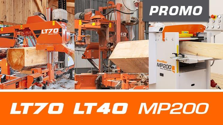 LT40 and LT70 Spring Promo